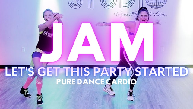 JAM: Let's Get This Party Started