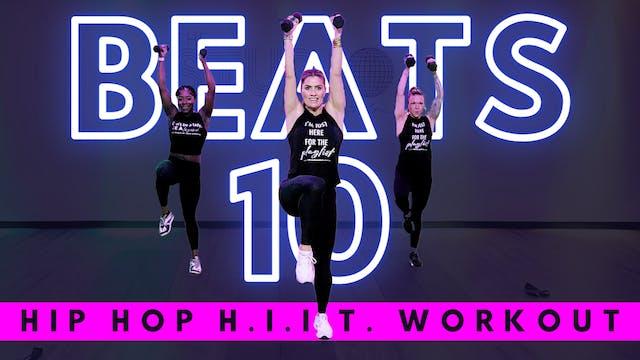 BEATS 10: Full Body Strength and Cardio HIIT