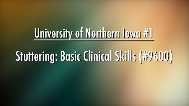 University of Northern Iowa #1