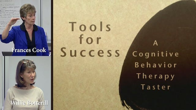 A Cognitive Behavior Therapy Taster