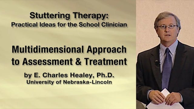 Multidimensional Approach to Assessment & Treatment (#9503)