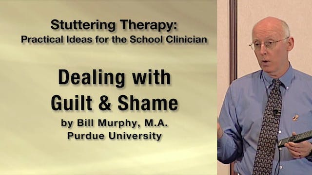 Dealing with Guilt and Shame (#9505)