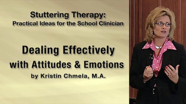 Dealing Effectively with Attitudes and Emotions (#9504)