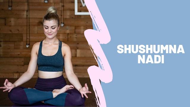 Shushumna Nadi