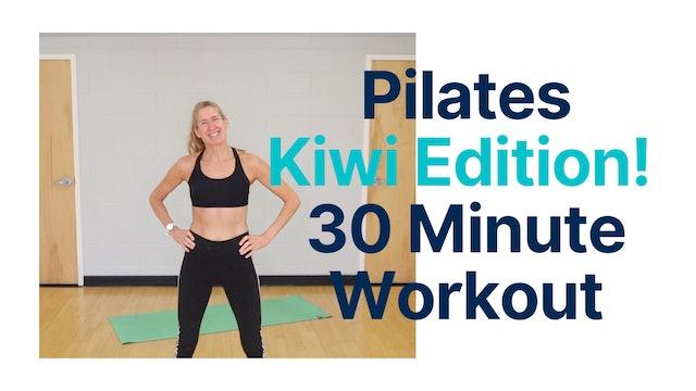 Pilates - Kiwi Edition