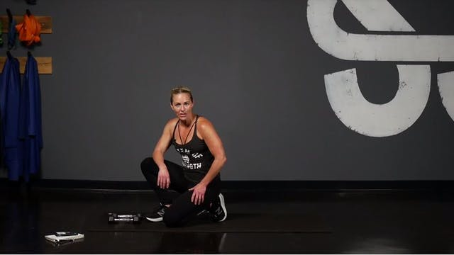 20 mins Upper Body with Gretchen