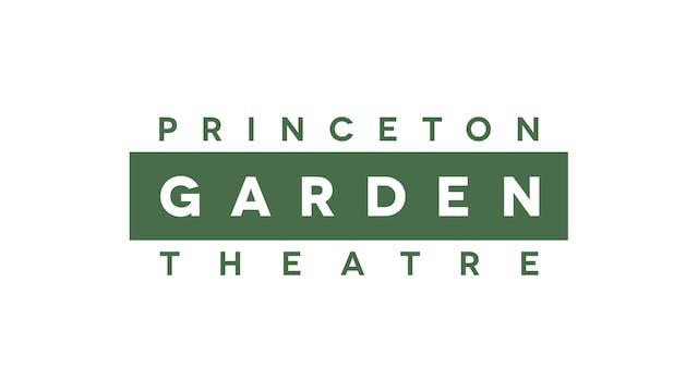 BILL CUNNINGHAM for Princeton Garden Theatre