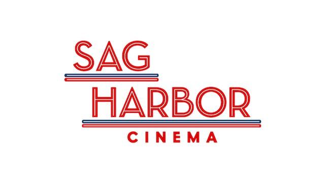 BILL CUNNINGHAM for Sag Harbor Cinema