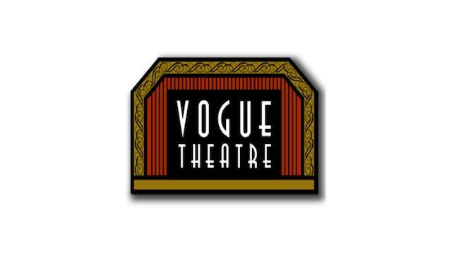 BILL CUNNINGHAM for Vogue Theatre