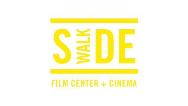 BILL CUNNINGHAM for Sidewalk Film Center & Cinema