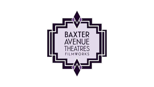 BILL CUNNINGHAM for Baxter Avenue Theatres