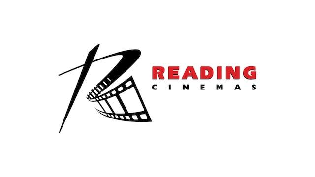 BILL CUNNINGHAM for Reading Cinemas