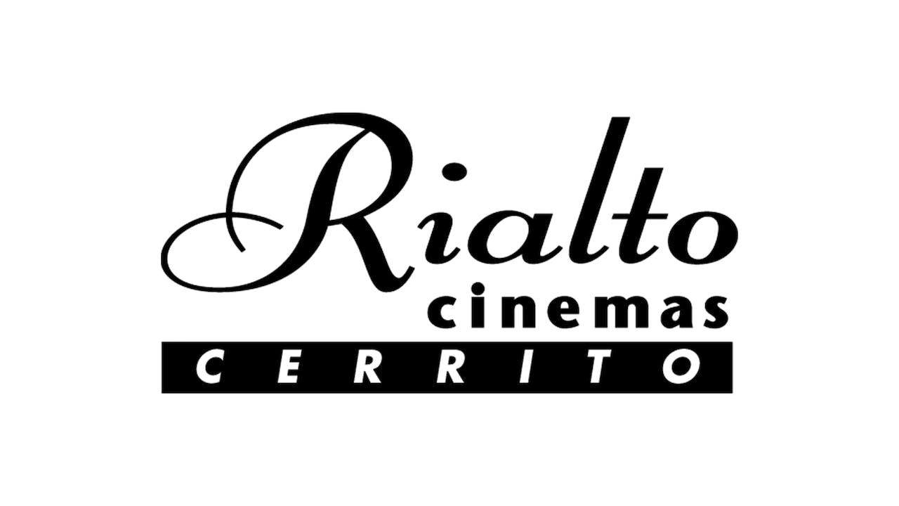BILL CUNNINGHAM for Rialto Cinemas Cerrito