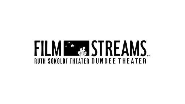 BILL CUNNINGHAM for Film Streams
