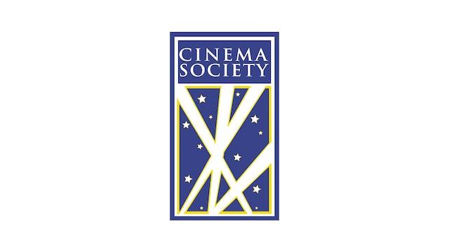 BILL CUNNINGHAM for Cinema Society