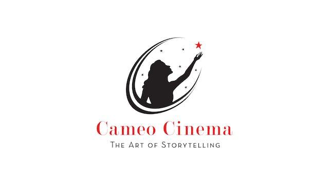 BILL CUNNINGHAM for Cameo Cinema