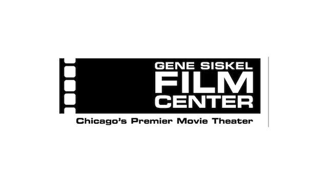 BILL CUNNINGHAM for Gene Siskel Film Center