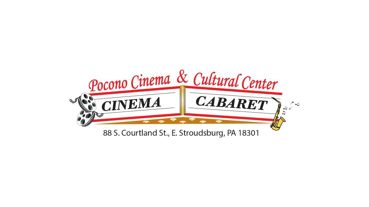 BILL CUNNINGHAM for Pocono Cinema