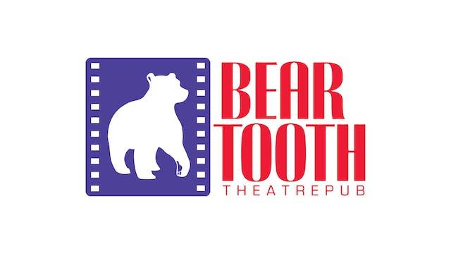 BILL CUNNINGHAM for Bear Tooth Theatrepub