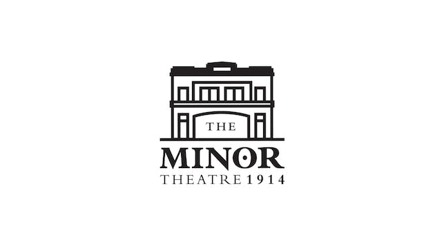 BILL CUNNINGHAM for The Minor Theatre
