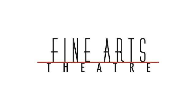 BILL CUNNINGHAM for Fine Arts Theatre