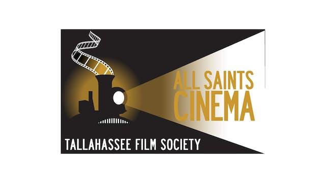 BILL CUNNINGHAM for Tallahassee Film Society