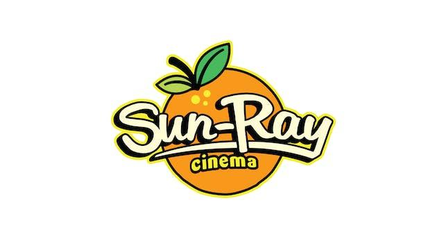 BILL CUNNINGHAM for Sun-Ray Cinema