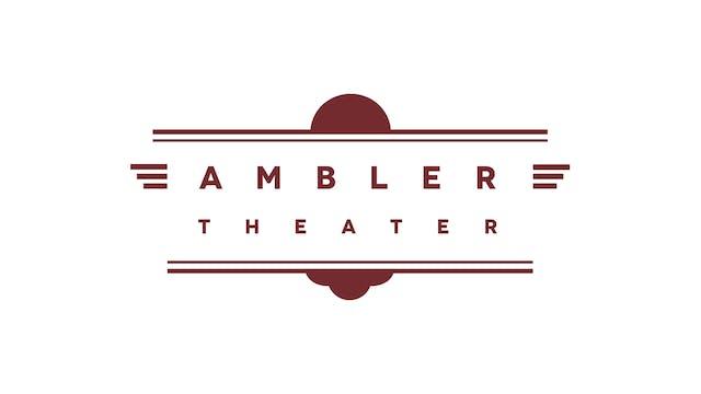 BILL CUNNINGHAM for Ambler Theater