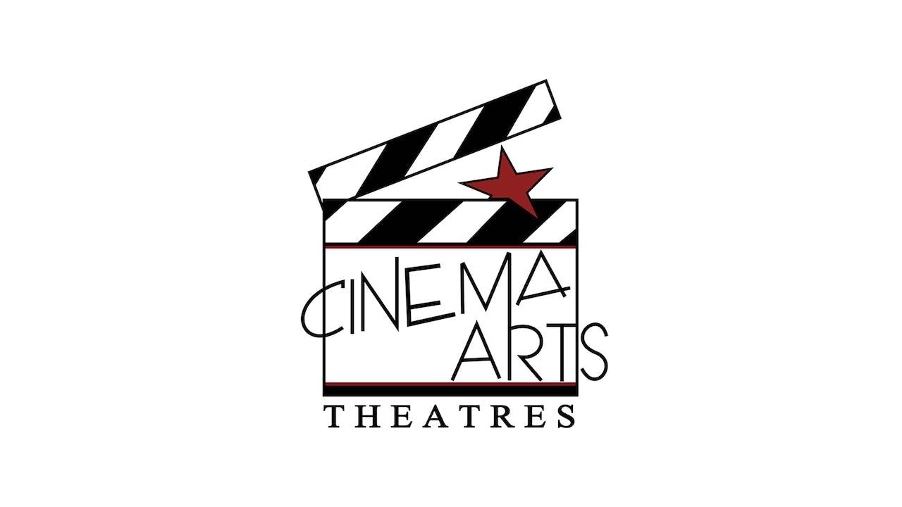 BILL CUNNINGHAM for Cinema Arts Theatres