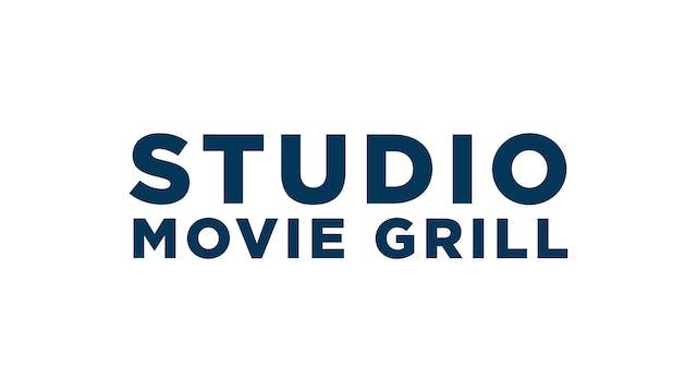 BILL CUNNINGHAM for Studio Movie Grill