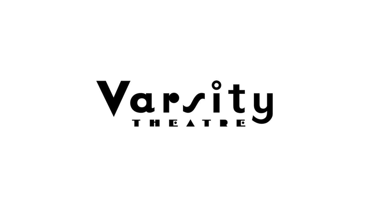 BILL CUNNINGHAM for Varsity Theatre