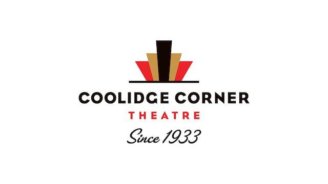 BILL CUNNINGHAM for Coolidge Corner Theatre