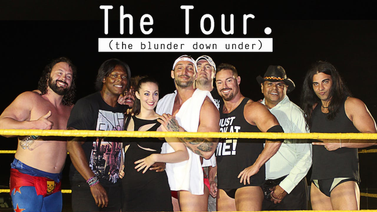 The Tour: blunder down under
