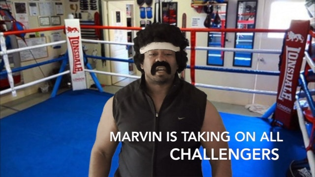 Marvin The Black Marauder Ep.1