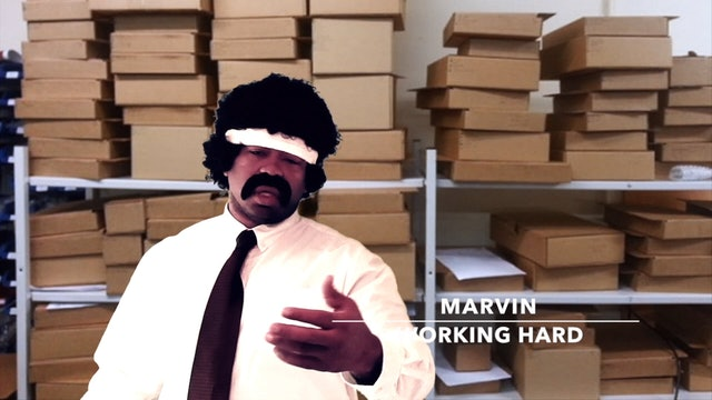 Marvin The Black Marauder Ep.4