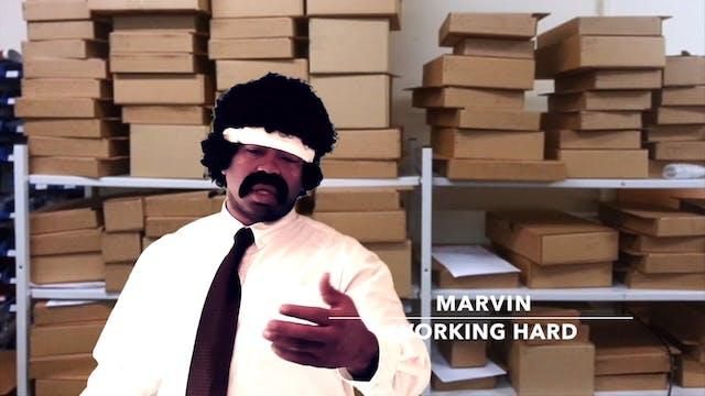 Marvin The Black Marauder Ep.4