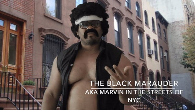 Marvin The Black Marauder Ep.3*