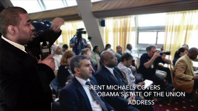 Brent Michaels -Obama