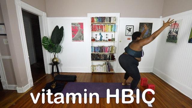 1. vitamin HBIC