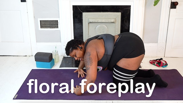 1. floral fourplay