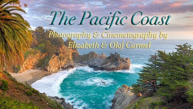 The Pacific Coast in HD 1080p