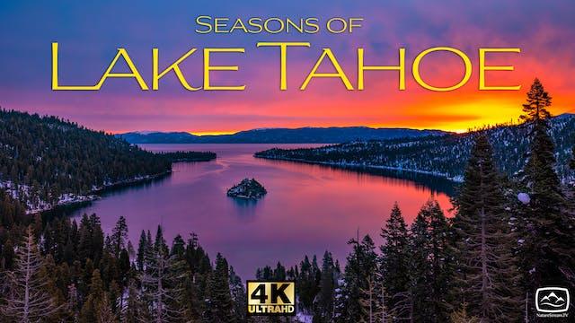 Seasons of Lake Tahoe - 3 Hour  Relaxation Film