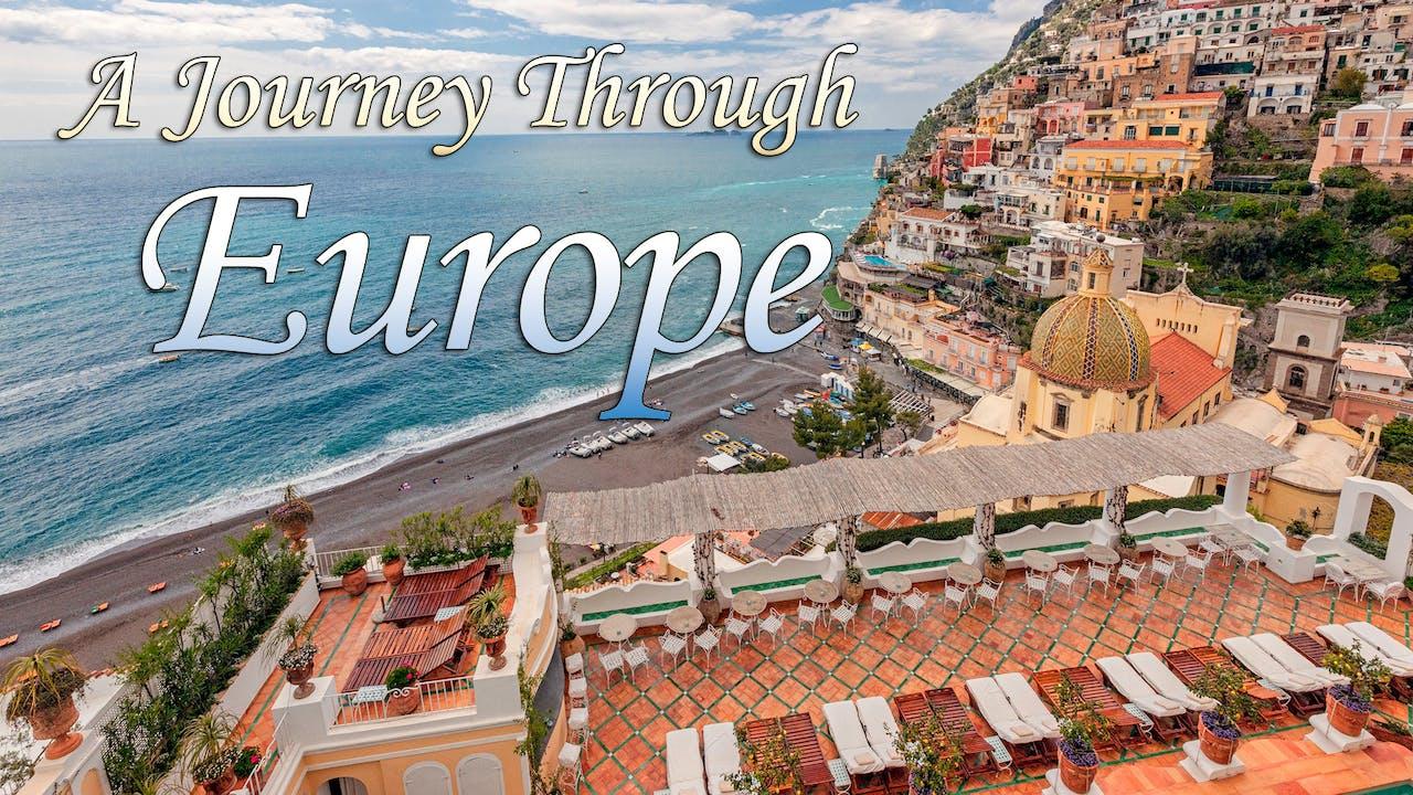 A Journey Through Europe