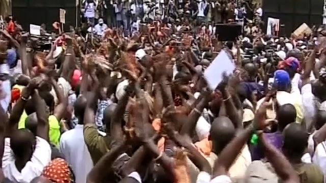 Rebel Music Senegal Ready for Change