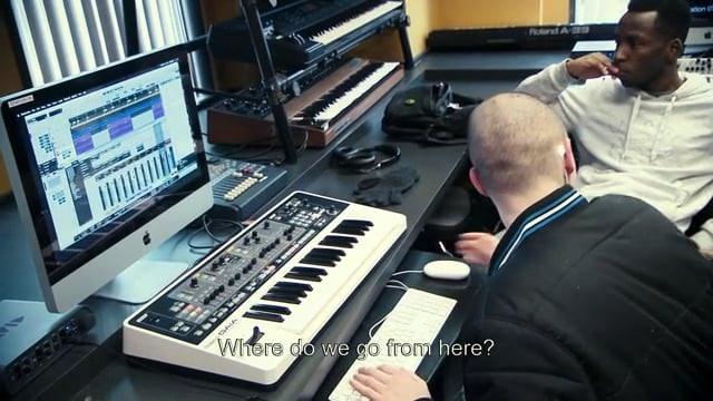 THE MAVENS - SONNY BLACK – Music Producer