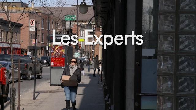 Les Experts...E2 – Sylvie Courtemanche (FR)