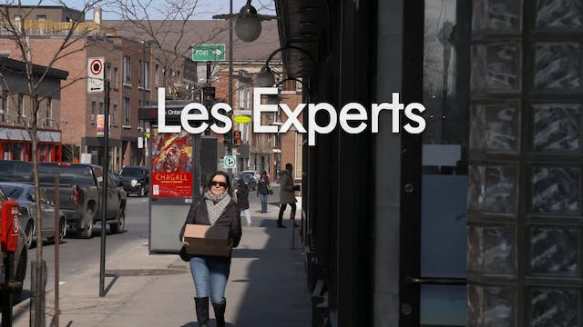 Les Experts...E2 – Sylvie Courtemanch...