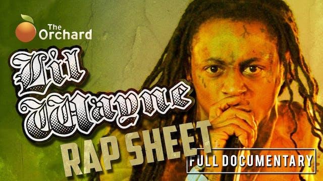 Lil Wayne Rap Sheet