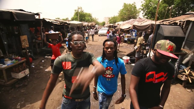 Rebel Music Mali State of Emergency