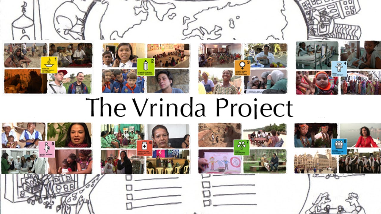 The Vrinda Project -  Episodes 1-8